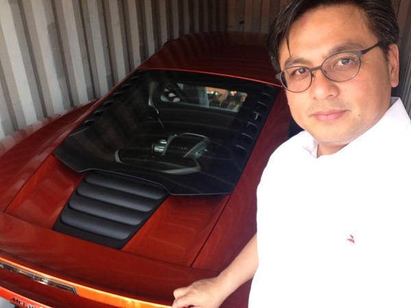 TopGear.com.ph Philippine Car News - Customs apprehend illegally imported McLaren MP4-12C