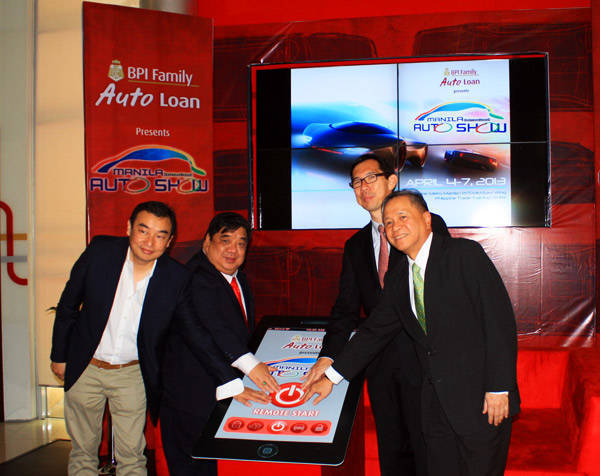 BPI Family Auto Loan presents 2013 MIAS