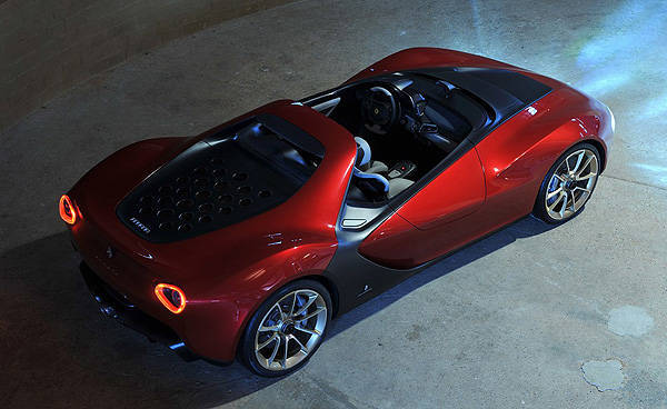 TopGear.com.ph Philippine Car News - Pininfarina Sergio concept to go into very limited production