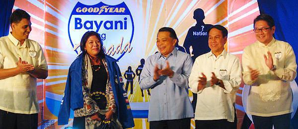 TopGear.com.ph Philippine Car News - Goodyear names 2012 Bayani ng Kalsada awardees