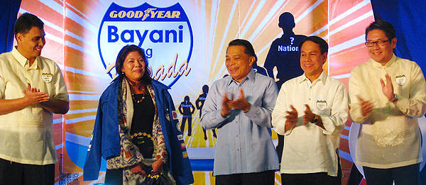 TopGear.com.ph Philippine Car News - Should Goodyear PH change the Bayani Ng Kalsada awards criteria