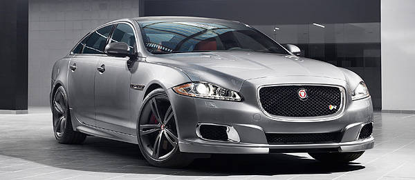 TopGear.com.ph Philippine Car News - Jaguar XJR is latest addition to brand's R performance car line