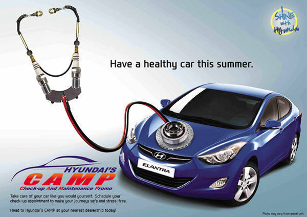 Hyundai Offering Pms Package Promo For The Summer Season