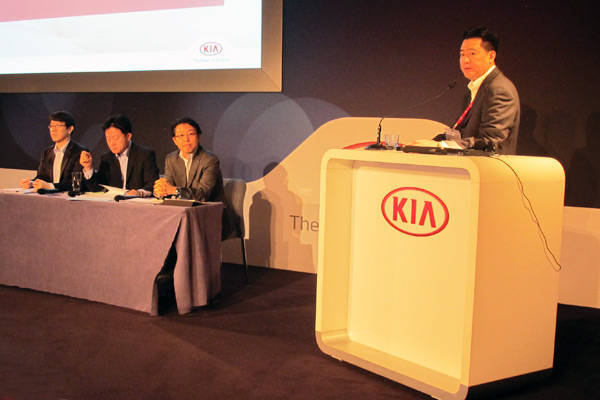 Kia Motors Corporation's Michael Choo
