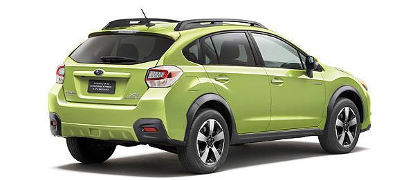 TopGear.com.ph Philippine Car News - Subaru to show off XV Hybrid, concept model