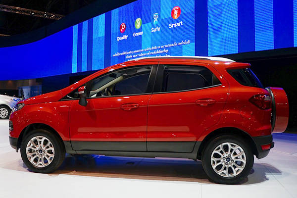ford presents ecosport at bangkok motor show is mum on pricing. Black Bedroom Furniture Sets. Home Design Ideas