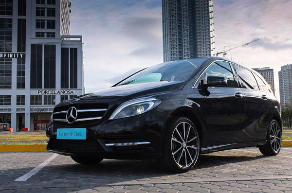 2013 Mercedes-Benz B-Class B200 Night Package