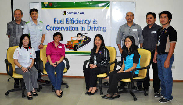 Honda PH's fuel efficiency seminar goes out to PUV drivers, operators