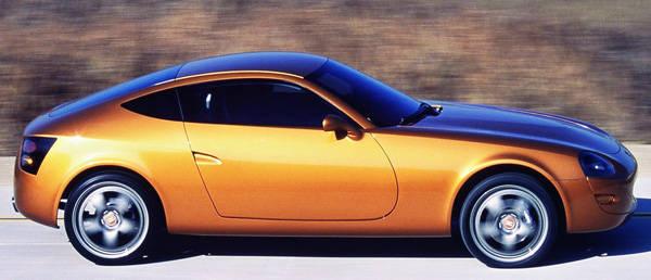 1999 Nissan Z concept