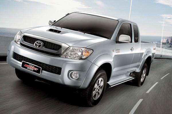 Toyota Vigo/Hilux