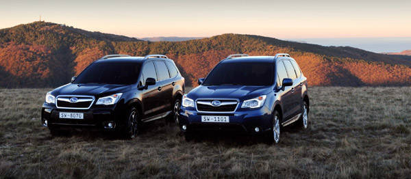 All-new Forester is now officially here in the Philippines
