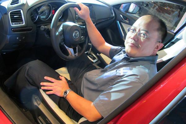 Berjaya Auto Philippines CEO Steven Tan