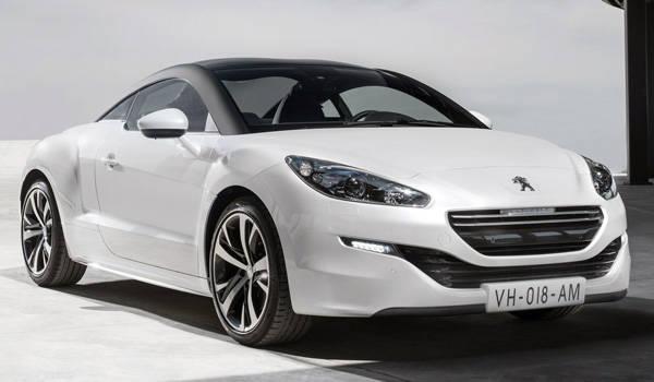 New Peugeot RCZ