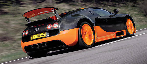TopGear.com.ph Philippine Car News - Bugatti Veron Super Sport is not the world's fastest car anymore