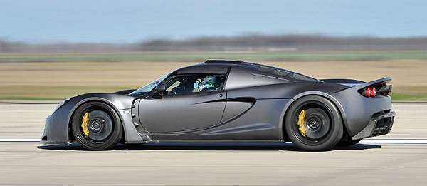 TopGear.com.ph Philippine Car News - Hennessey Venom GT stakes claim as world's fastest production car