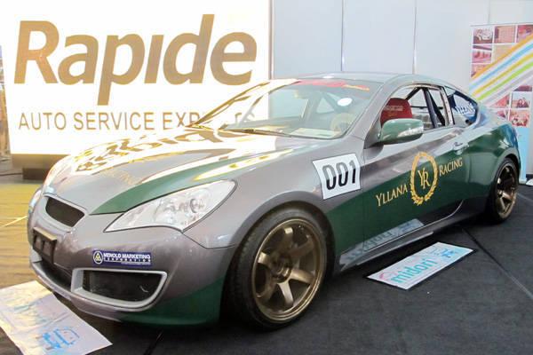 Yllana Racing