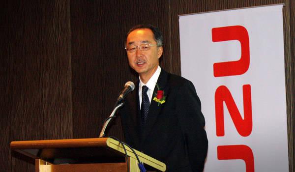 Isuzu PH bids president good-bye, welcomes new one