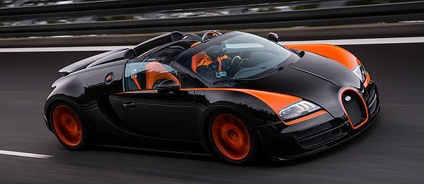 TopGear.com.ph Philippine Car News - Bugatti Veyron Grand Sport Vitess is world's fastest open-top car