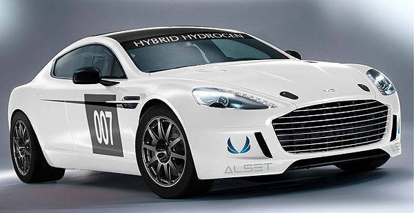 TopGear.com.ph Philippine Car News - Aston Martin to field world's-first hybrid hydrogen race car