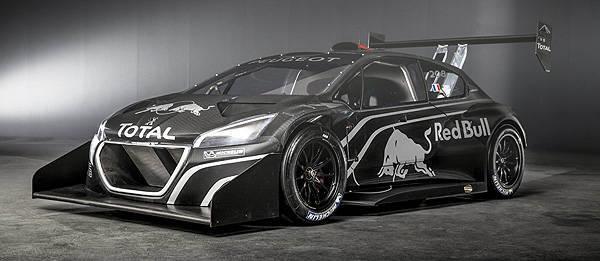 TopGear.com.ph Philippine Car News - Peugeot reveals Sebastien Loeb's Pikes Peak car