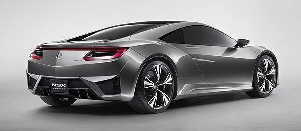 TopGear.com.ph Philippine Car News - Honda UK now accepting pre-orders for next-gen NSX