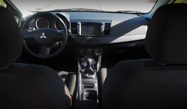 Mitsubishi Lancer EX 1.6 GLX MT