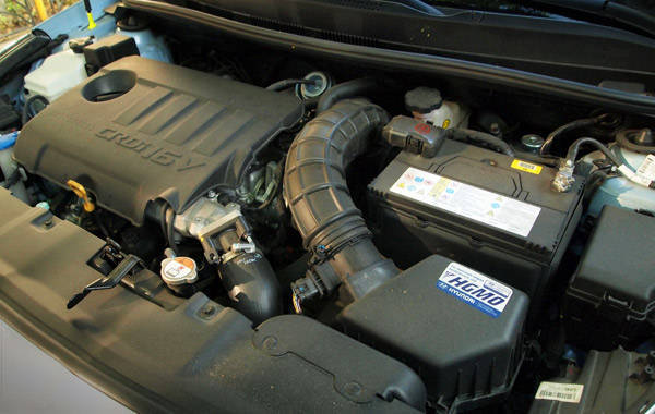 2009 accent battery