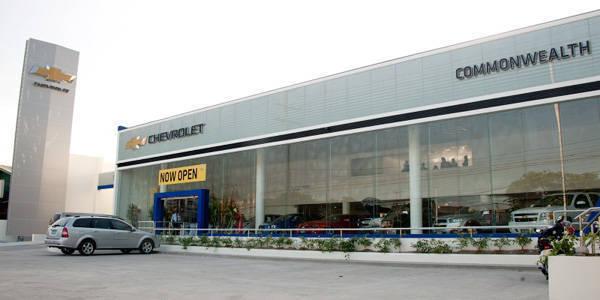 Chevrolet Commonwealth