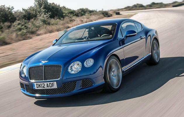 Bentley Manila