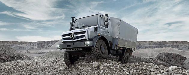TopGear.com.ph Philippine Car News - Mercedes-Benz rolls out all-new Unimog trucks