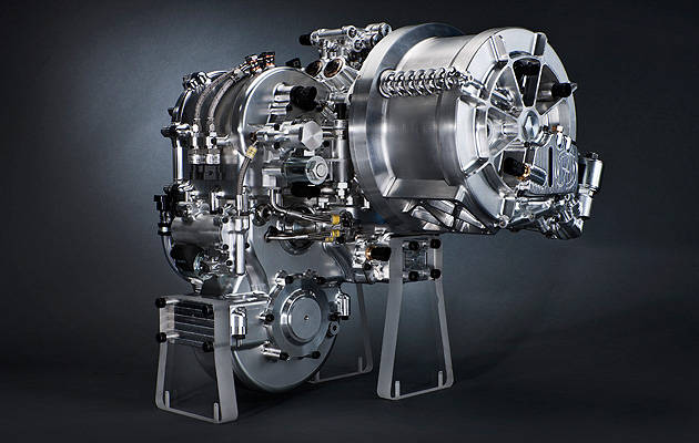 TopGear.com.ph Philippine Car News - Volvo working on flywheel technology for its energy recovery system