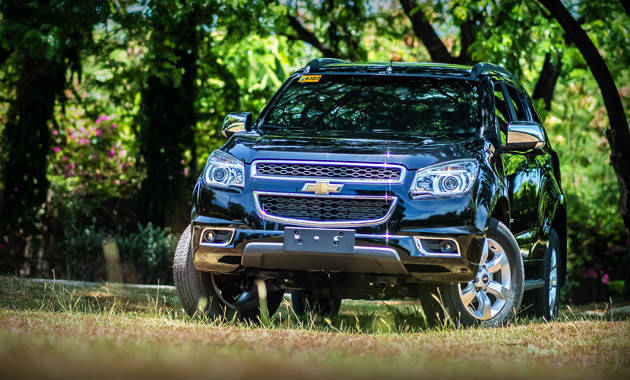 Chevrolet Trailblazer in the Philippines