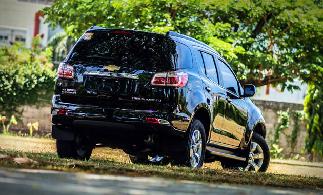 Chevrolet Trailblazer 28l 4x4 Ltz Review Specs Price
