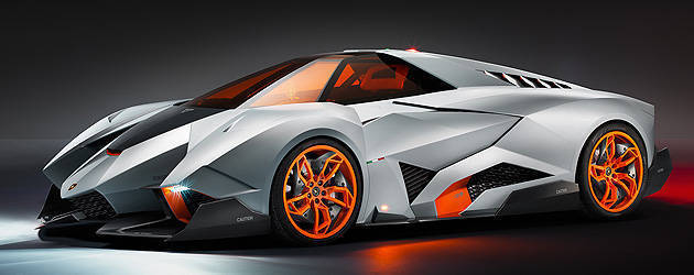 TopGear.com.ph Philippine Car News - Lamborghini rolls out one-off one-seater Egoista