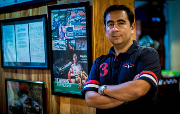Pinoy racers foiled in NASCAR RaceEX attempt