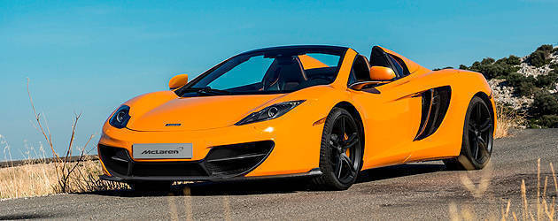 TopGear.com.ph Philippine Car News - McLaren marks 50th anniversary with limited-edition 12C, 12C Spider