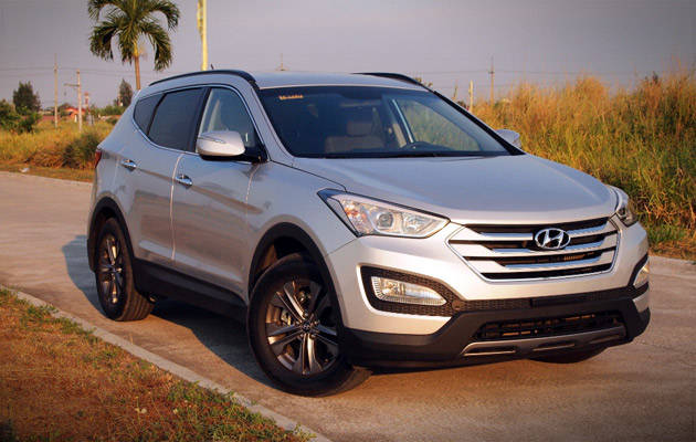 Hyundai Santa Fe GLS R EVGT Philippines: Reviews, Specs U0026 Price | Drives |  Top Gear Philippines