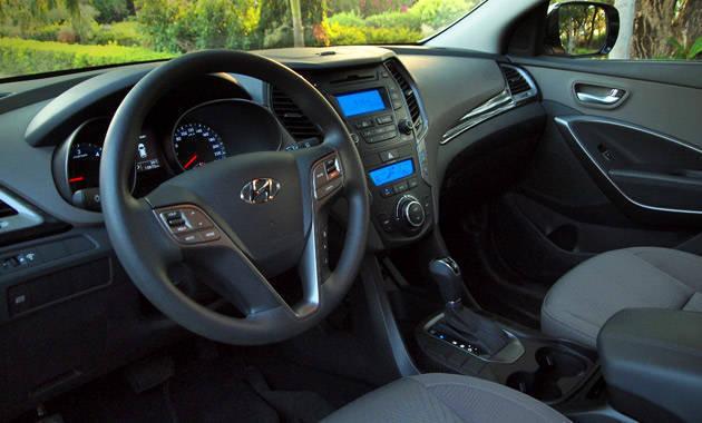 Review: Hyundai Santa Fe GLS R-eVGT 2WD