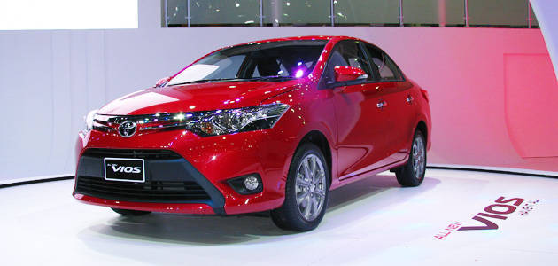 TopGear.com.ph Philippine Car News - Toyota PH releases pricing for all-new Vios