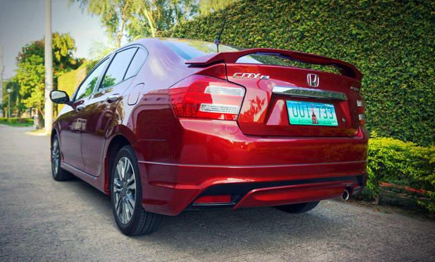 Honda City review