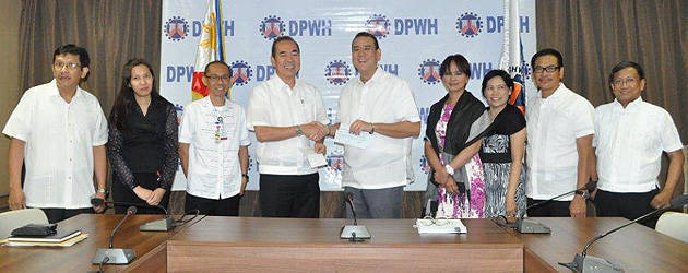 TopGear.com.ph Philippine Car News - NAIA Expressway contractor makes P11 billion upfront payment for project