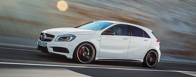 TopGear.com.ph Philippine Car News - More Mercedes-Benz A-Class variants to come this year