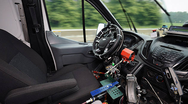 TopGear.com.ph Philippine Car News - Ford now using robots to test its trucks' durability