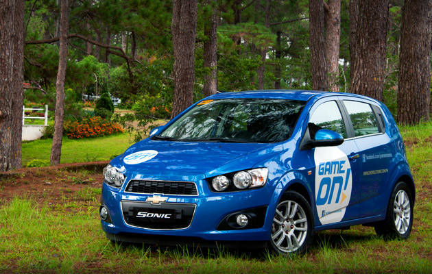 Chevrolet Sonic's sales grows by 169%