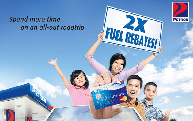 Petron offers 'Double the Rebate' promo
