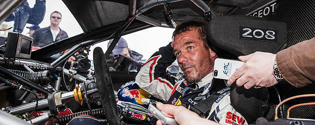 TopGear.com.ph Philippine Car News - Sebastien Loeb breaks Pikes Peak record
