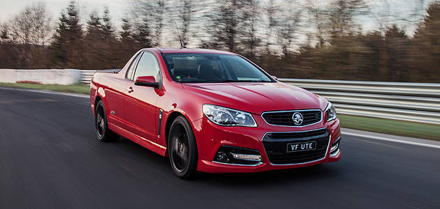TopGear.com.ph Philippine Car News - Holden sets Nurburgring record for fastest utility vehicle