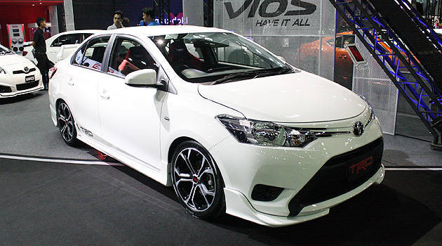 Toyota Of Everett >> Toyota PH to display TRD-kitted all-new Vios at launch