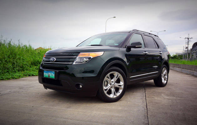 Review: Ford Explorer 2.0L EcoBoost Limited