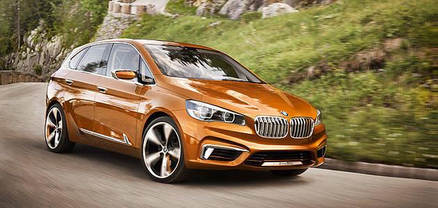 TopGear.com.ph Philippine Car News - BMW shows off Concept Active Tourer Outdoor